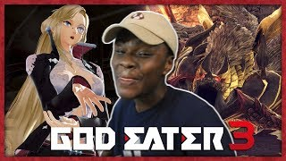 THAT DEMO THO?! / 8 PLAYER RAID MISSION!! | God Eater 3 Demo Thoughts