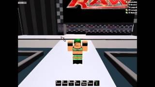 DRW (Divas Roblox Wrestling) Season 2 episode 1 part 1