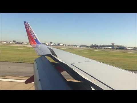 Southwest Airlines Boeing 737-700 Trip Report: Houston To Atlanta: Economy