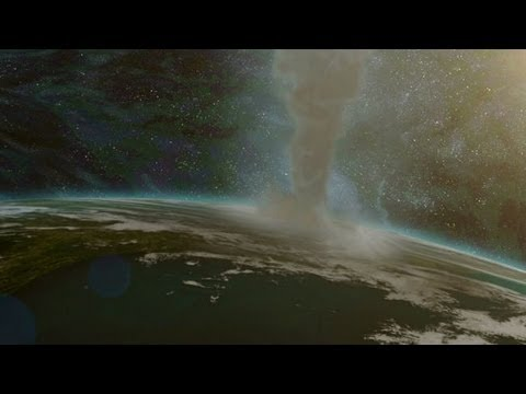 Deadliest Space Weather A Thousand Mile Wide Tornado Youtube