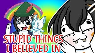 Stupid Things I Believed In As A Kid (Movie Edition)