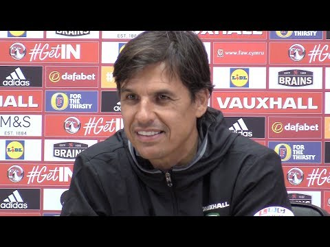 Chris Coleman Full Pre-Match Press Conference - Wales v Austria - World Cup Qualifying