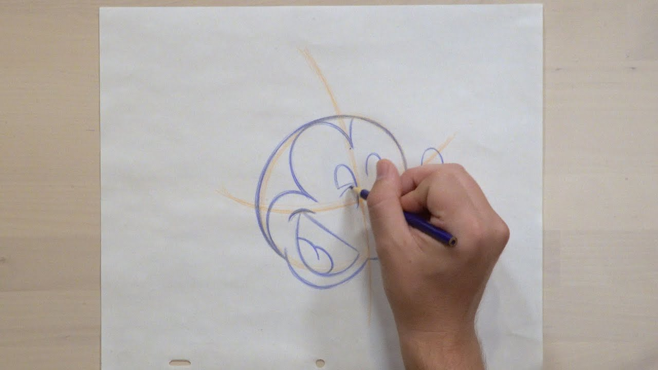 Here S How To Learn To Draw Disney Characters At Home