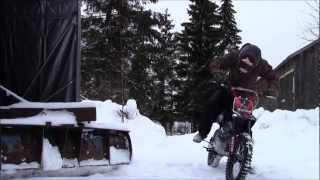 Mad cow 250cc winter