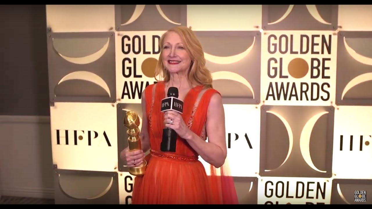 Th Golden Globes Winner Cam Patricia Clarkson