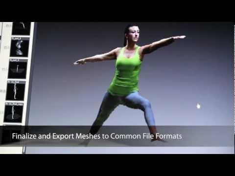 0 - KScan3D: neuer 3D-Scanner auf Kinect Basis