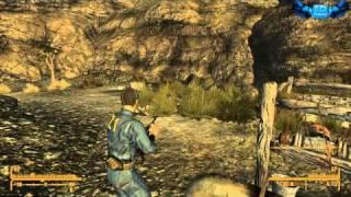 Fallout New Vegas PC Gameplay Part 2 Ultra High Settings 720p HD