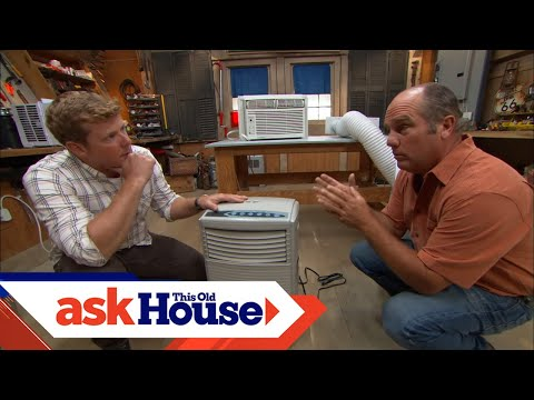 How to Select a Portable Air Conditioner