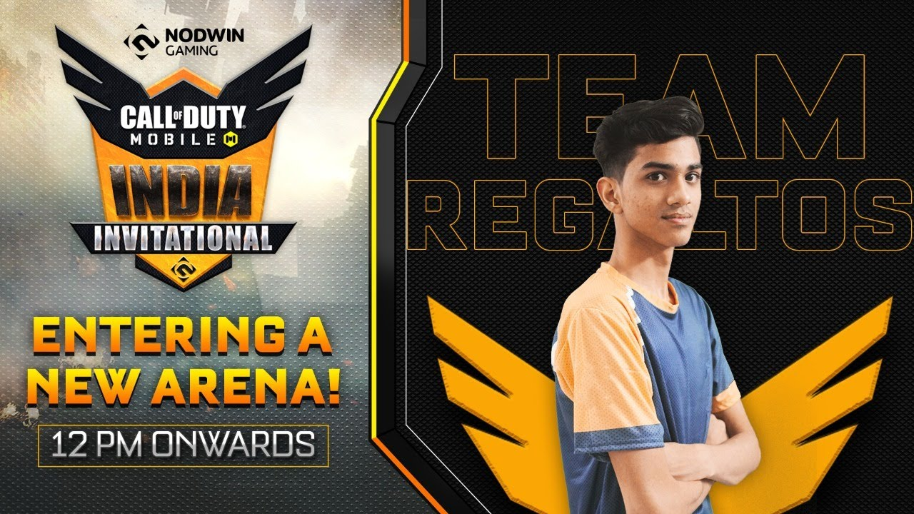 Call of Duty Mobile India Invitational |  | #CODMII