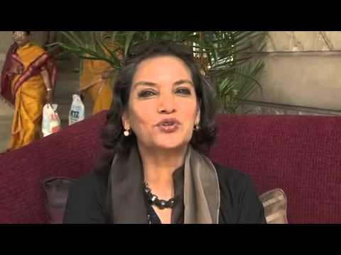 Candid Chat with Shabana Azmi