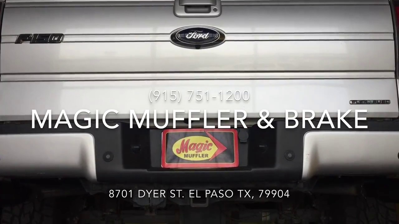 2012 Ford F 150 50l V8 W True Dual Exhaust Feat Magnaflow Youtube