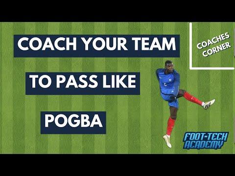 Pass Like Pogba