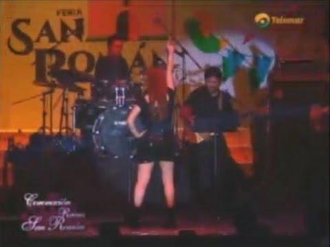 Myriam Concierto en Campeche Feria San Roman