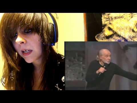George Carlin - Religion Is Bullshit Reaction