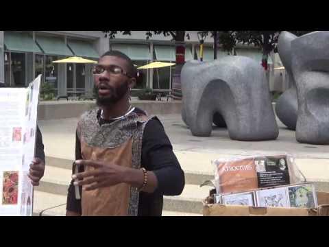 Black Power VS. Hebrew Israelites