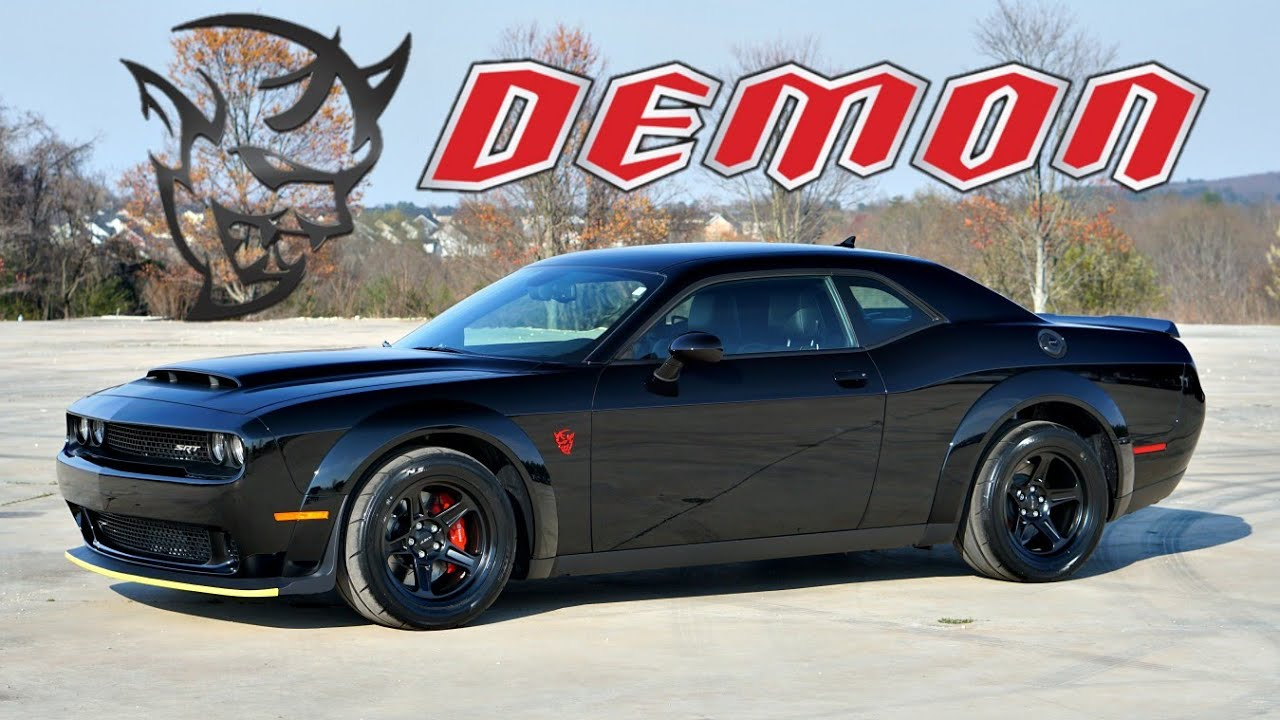 Hellcat Challenger For Sale >> 2018 Dodge Demon Review | From a Corvette Owner... - YouTube