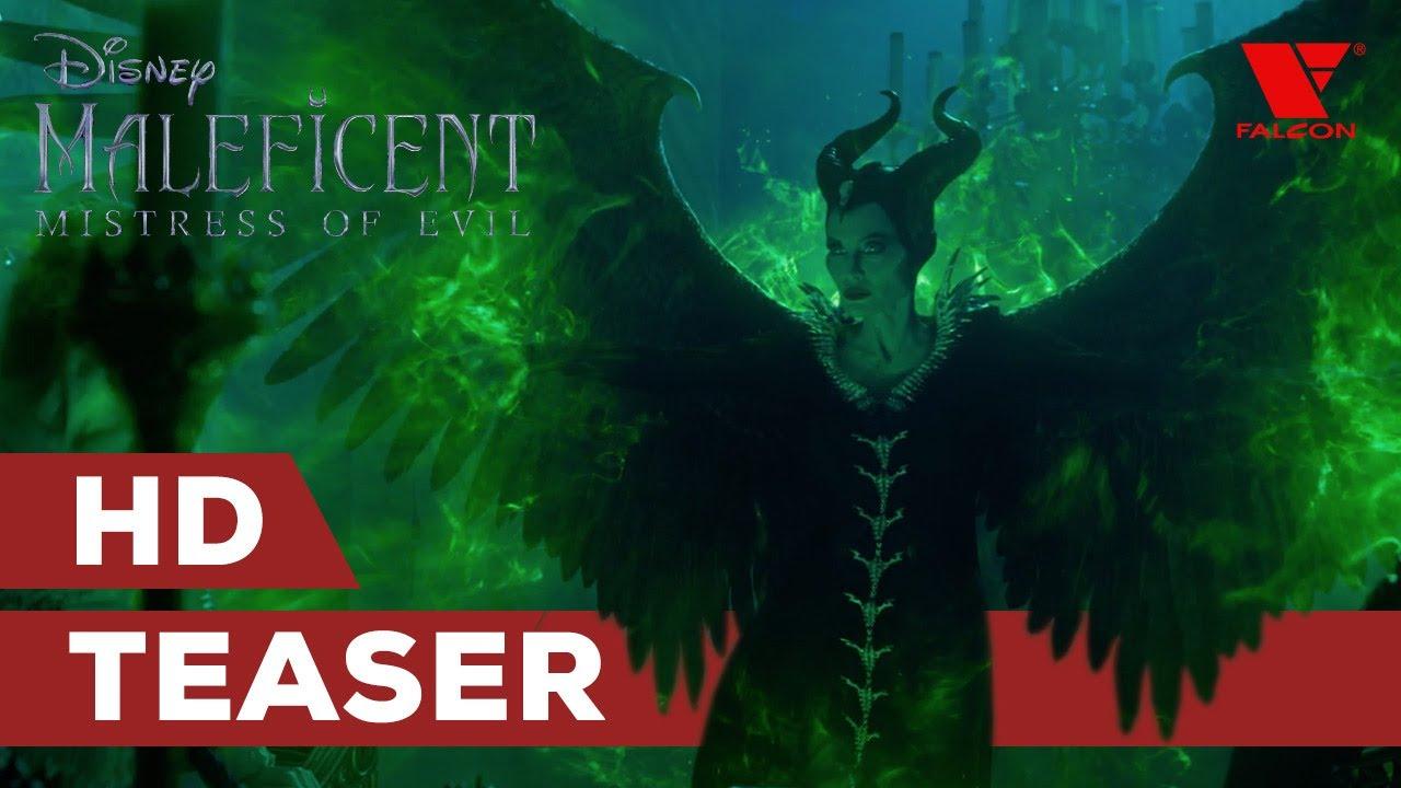 Zloba: Královna všeho zlého (2019) HD teaser   CZ titulky