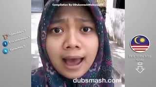 Dubsmash Malaysia Girl Compilation Ogos 2015  - AWEK COMEL Vol 3