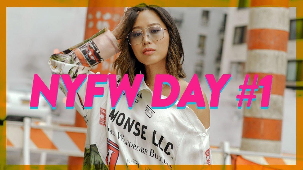 b1fa3e8137 NYFW Day 1  Cardi B   Nicki Minaj recap