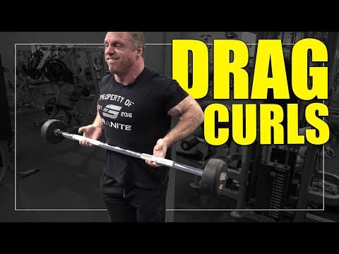 Exercise Index – Drag Curls