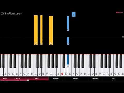 Drake - In My Feelings - EASY Piano Tutorial