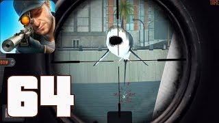 Sniper 3D Assassin: Shoot to Kill - Gameplay Walkthrough Part 64 - Region 17 Completed(iOS, Android)