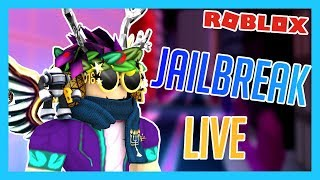PLAYING JAILBREAK / SIMON SAYS & MORE!!! | 🔴 Roblox Livestream Road to 8.5k Subs