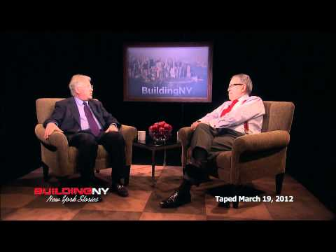 BuildingNY: Carl J. Goldberg, Principal, Roseland Property Company.