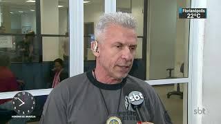 Polícia Civil prende treze pessoas por venda ilegal de gás no RJ   SBT Brasil (21/11/18)