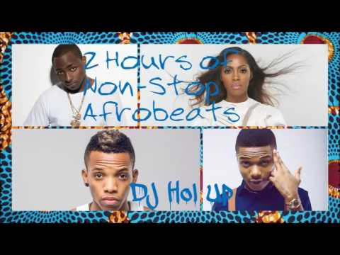 (New) Official 2 Hours Afrobeats Mix 2017 Feat Davido, Wizkid, Tiwa savage, Tekno, Don Jazzy