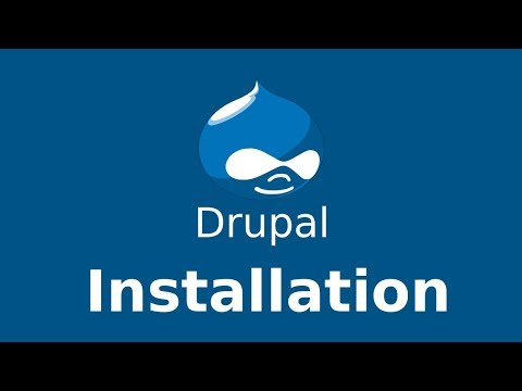 how to install Drupal 8 6 on Xampp in linux thumbnail