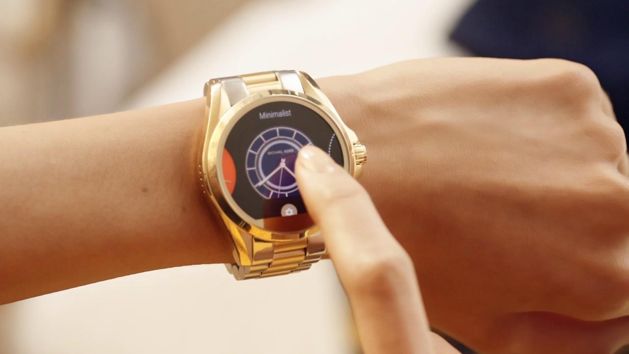 Taylor Hill | Michael Kors Zugang Smartwatch