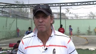 Australian heads Afghan Cricket Academy