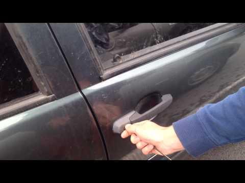 Как открыть ниву шевроле без ключа