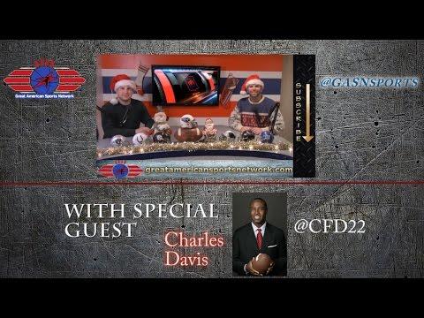 Not For Long Pro Football Show - Charles Davis 12.22.16
