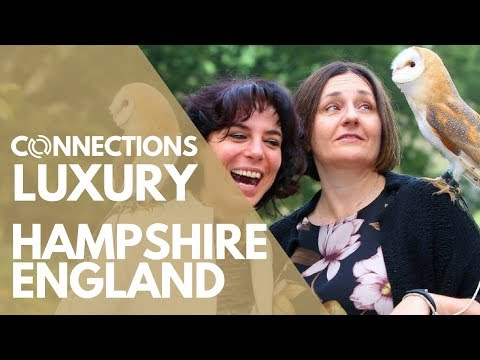 Connections Luxury - The Next Generation of Events launched  at the Four Seasons, Hampshire