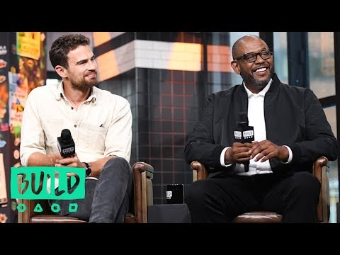 Theo James & Forest Whitaker Discuss The New Netflix Film,