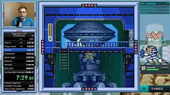 (New PB) Mega Man X, X2, X3 24-Maverick Run in 1:18:13.99