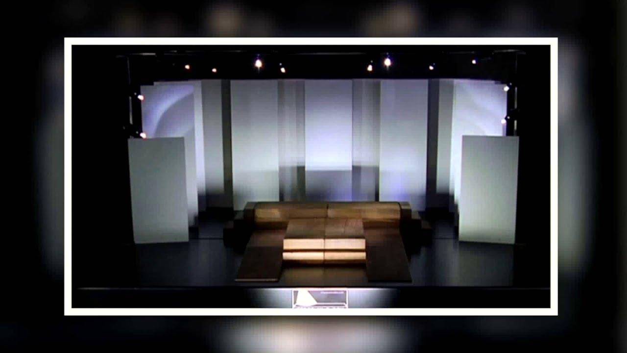 Scale Model Room Set Design