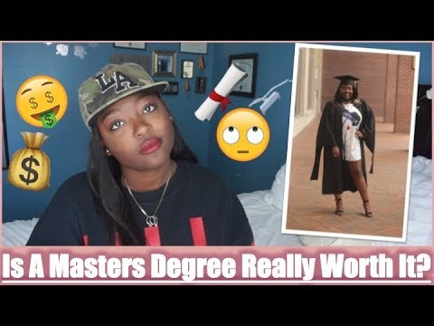 Do I Regret Getting My Masters Degree??| Learn from My Mistakes!!