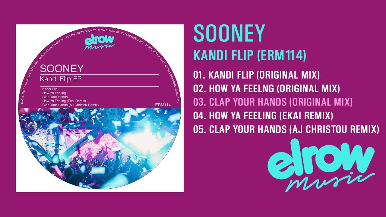 """Download SOONEY """"Kandi Flip EP"""""""