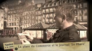 Nantes à la carte : le journal Le Phare