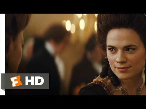 The Duchess (3/9) Movie CLIP - Lady Elizabeth (2008) HD