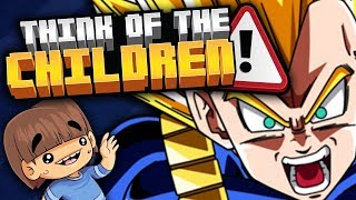 Prince of all Parents | Vegeta Plays Think of the Children |...