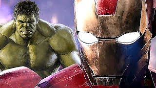 MvC The Avengers Infinity War Full Movie (2017) Movie Clip (FULL HD)