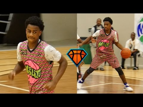 8th Grader Ryan Conway Is CRAFTY With The Rock!! | MSHTV Camp Highlights