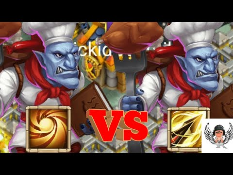 12/12 Wallawalla SL Vs ZD | Ft Anubis | Which Talent Is Better For Walla? [CASTLE CLASH]
