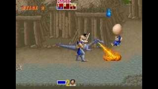 Golden Axe (set 6, US, 8751 317-123A) - Vizzed.com Play - User video