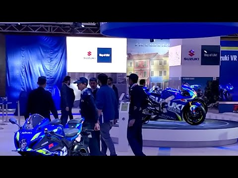 Auto expo 2018 Bikes - live Sneak Peek #ShotOnOnePlus
