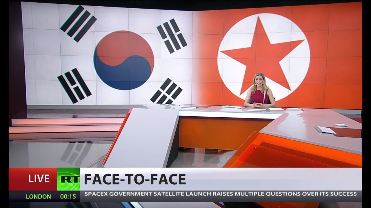 Face-to-face: Pyongyang hails 'serious' breakthrough talks with Seoul